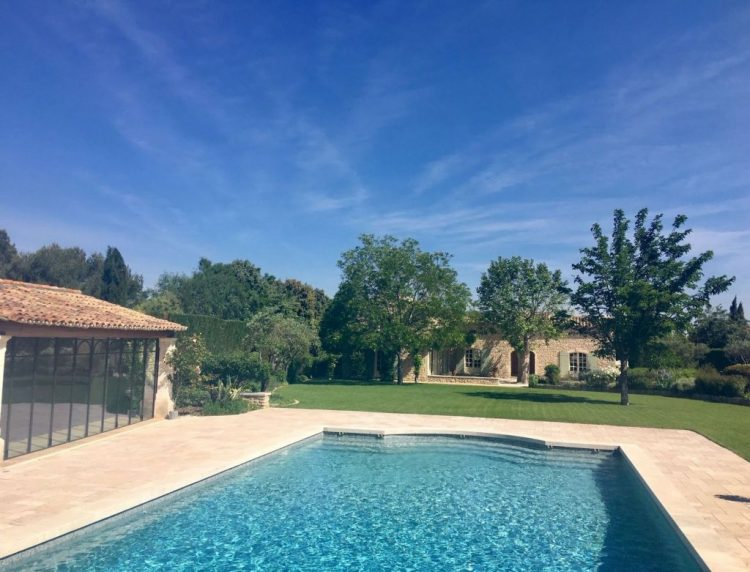 agence immobiliere luxe sain remy provence